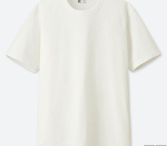 【UNIQLO U】たったの1,000円!1枚でキマる超万能Tシャツ!