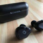レビュー「GLIDiC Sound Air TW-7000」音楽を聴きながらマイクで周囲の音も拾える完全ワイヤレスイヤホン